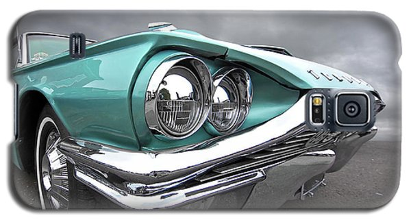 Galaxy S5 Case featuring the photograph The Eyes Have It - 1964 Thunderbird by Gill Billington