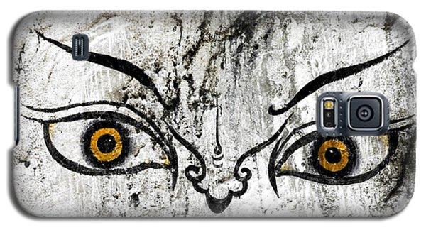 The Eyes Of Guru Rimpoche  Galaxy S5 Case