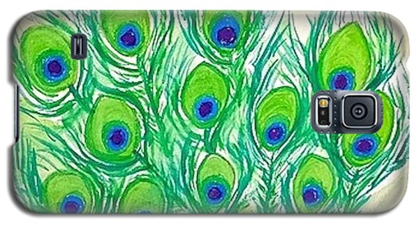 The Eyes Of The Stars Galaxy S5 Case