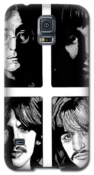 The Fab Four Galaxy S5 Case