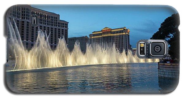 The Fabulous Fountains At Bellagio - Las Vegas Galaxy S5 Case