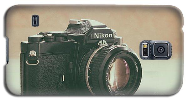 Galaxy S5 Case featuring the photograph The Fabulous Nikon by Ana V Ramirez