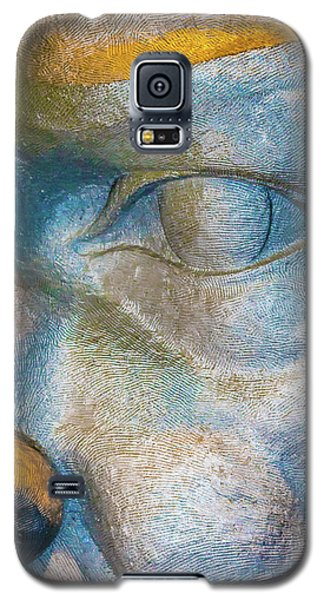 The Face Is A Picture Of The Mind With The Eyes As Its Interpreter. Cicero Galaxy S5 Case