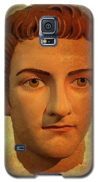 The Face Of Caligula Galaxy S5 Case