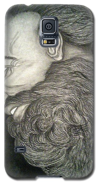 The Face Of God Galaxy S5 Case