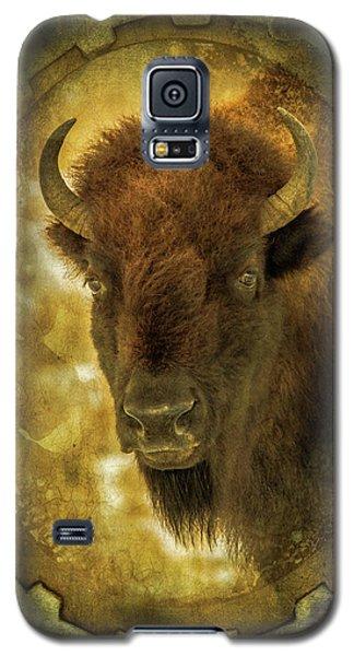 The Face Of Tatanka Galaxy S5 Case