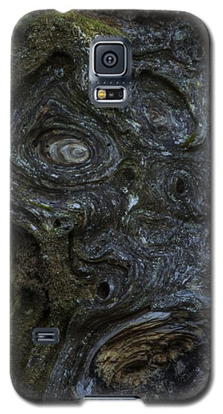 The Face Signed Galaxy S5 Case