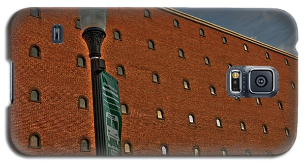 Galaxy S5 Case featuring the photograph The Factory by David Bishop