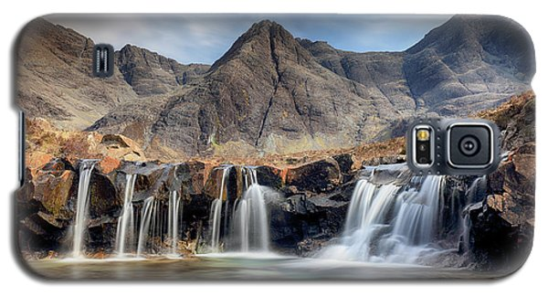 The Fairy Pools - Isle Of Skye 3 Galaxy S5 Case by Grant Glendinning