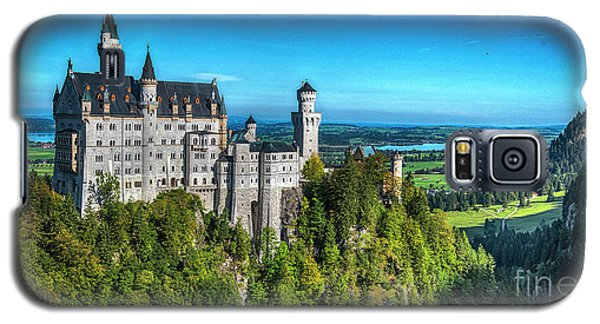 The Fairy Tale Castle Galaxy S5 Case by Pravine Chester