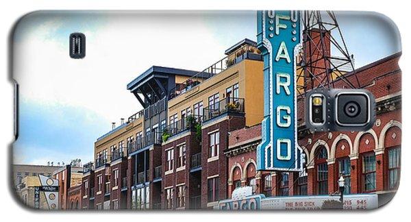 The Fargo Theater Galaxy S5 Case