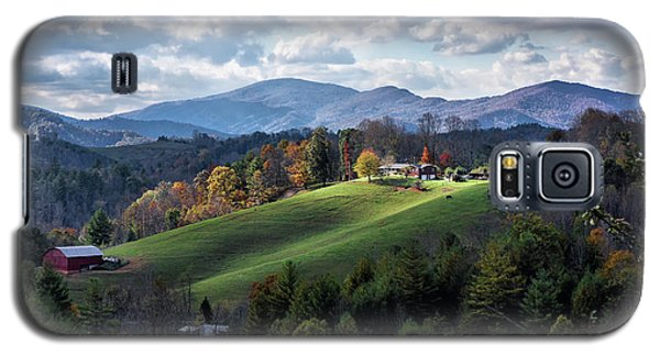 The Farm On The Hill Galaxy S5 Case