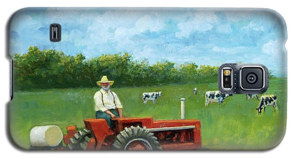 The Farmer Galaxy S5 Case