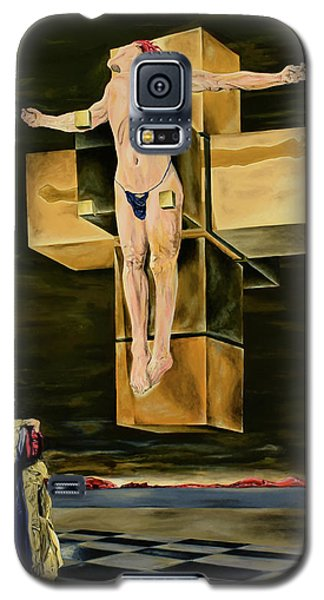 The Father Is Present -after Dali- Galaxy S5 Case
