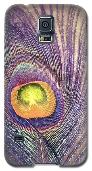 The Feather In Colour Galaxy S5 Case