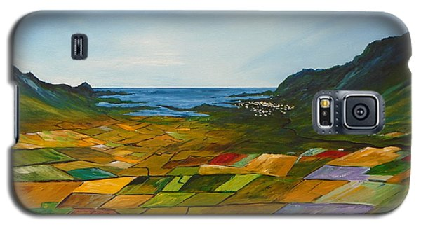 The Fields Of Dingle Galaxy S5 Case