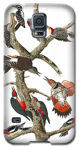 Galaxy S5 Case featuring the photograph The Fight by Munir Alawi