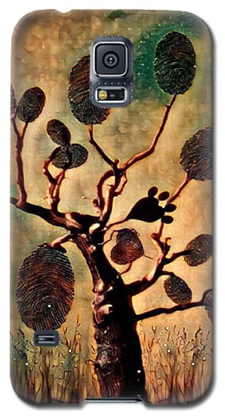 The Fingerprints Of Time Galaxy S5 Case