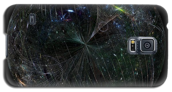 The Finite Universe Galaxy S5 Case by Richard Ortolano