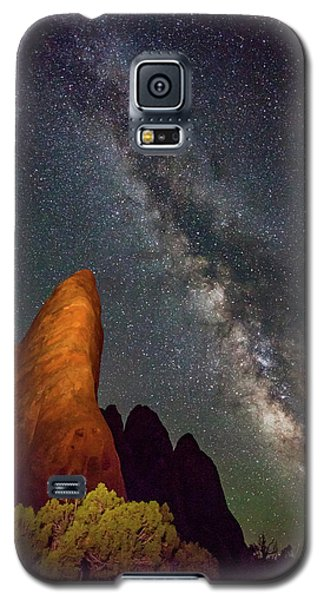 The Fins At Sand Dune Arch Galaxy S5 Case