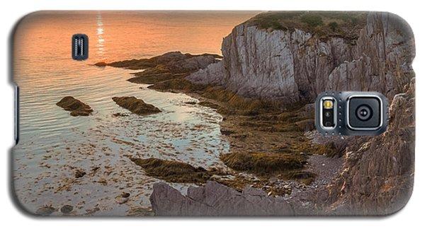 Nova Scotian Sunset Galaxy S5 Case