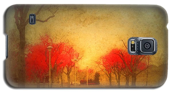 The Fire Trees Galaxy S5 Case