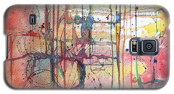 The Fire Within Galaxy S5 Case