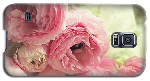Galaxy S5 Case featuring the photograph The First Bouquet by Sylvia Cook