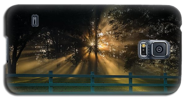 The First Day Of Creation Galaxy S5 Case