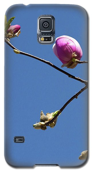The First To Bloom Galaxy S5 Case