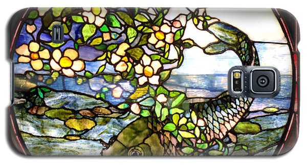 The Fish Galaxy S5 Case by Joseph Skompski