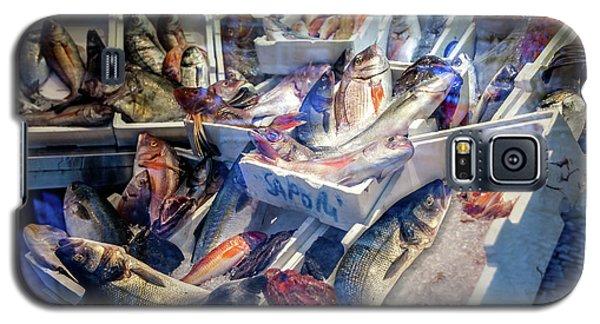 The Fish Market Galaxy S5 Case