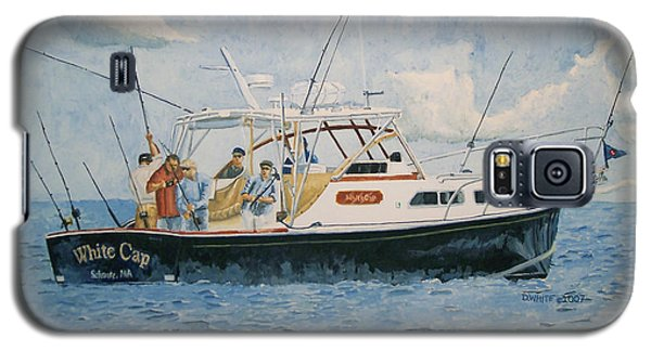 The Fishing Charter - Cape Cod Bay Galaxy S5 Case