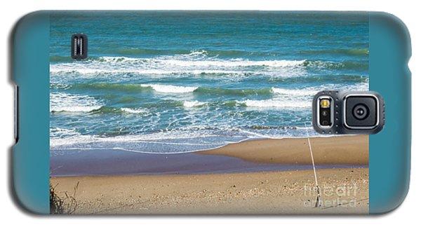 The Fishing Pole Galaxy S5 Case