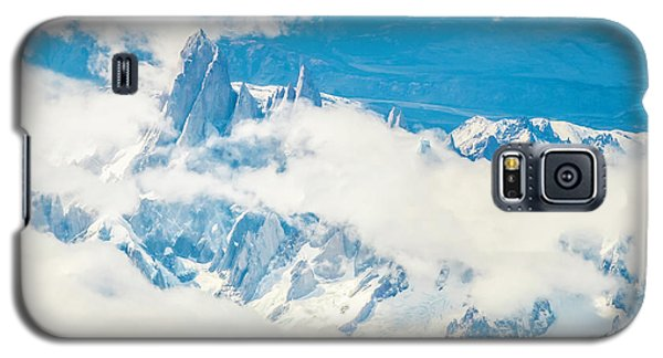 Galaxy S5 Case featuring the photograph The Fitz Roy by Andrew Matwijec