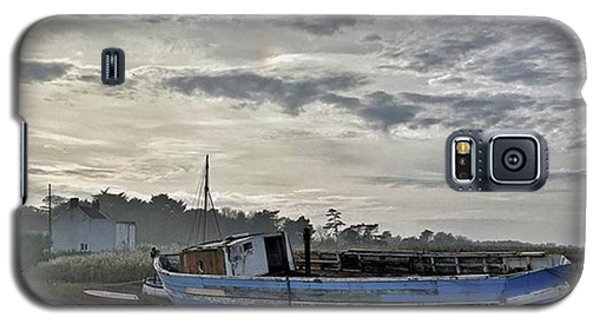 Beautiful Galaxy S5 Case - The Fixer-upper, Brancaster Staithe by John Edwards