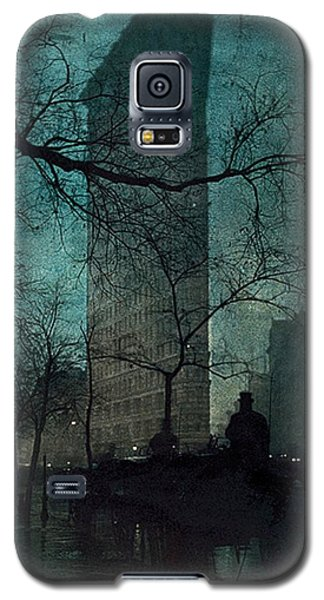 The Flatiron Building Galaxy S5 Case
