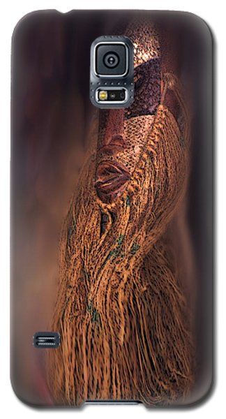 The Floating Mask Galaxy S5 Case