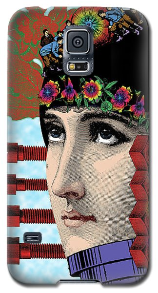 The Flow Of Memory Galaxy S5 Case