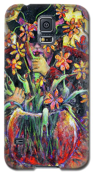 The Flower Arranger Galaxy S5 Case