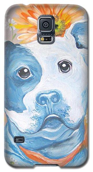 The Flower Pitt Galaxy S5 Case