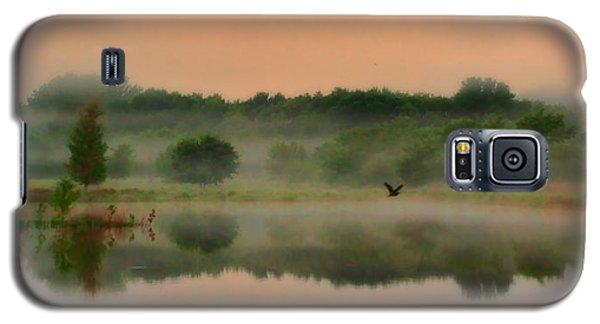 The Fog Of Summer Galaxy S5 Case by Elizabeth Winter