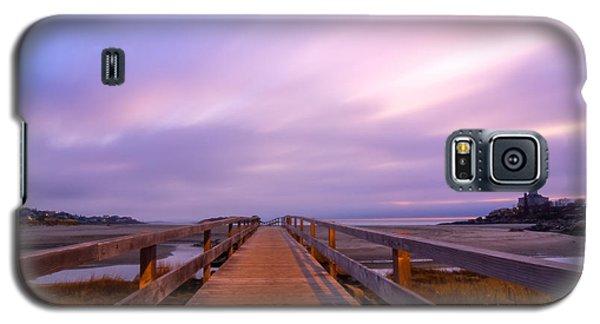 The Footbridge Good Harbor Beach Galaxy S5 Case