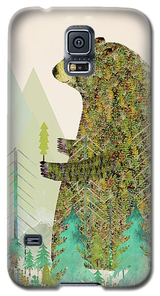 The Forest Keeper Galaxy S5 Case