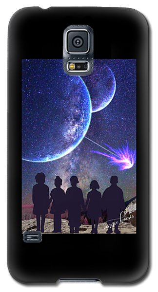 The Forgotten Children Galaxy S5 Case