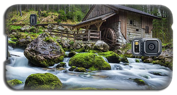 The Forgotten Mill Galaxy S5 Case by JR Photography