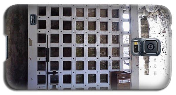 The Fort Door Galaxy S5 Case by D Hackett