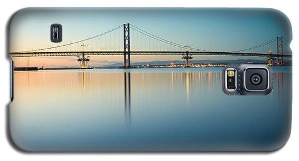 The Forth Road Bridge Galaxy S5 Case by Ray Devlin
