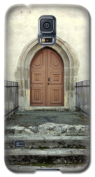 The Fortress Church's Side Door  Galaxy S5 Case