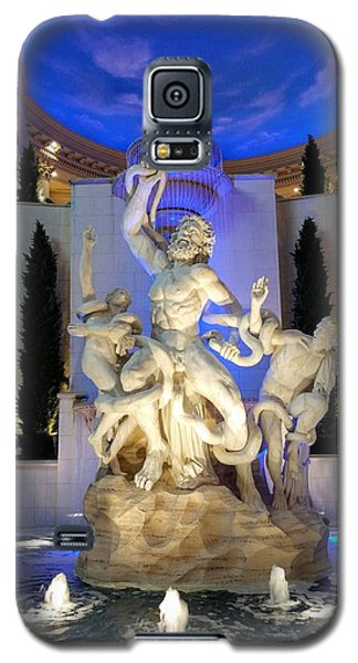 The Forum Shop Statues At Ceasars Palace Galaxy S5 Case